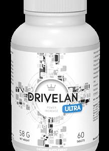 Drivelan Ultra – Poczuj się ponownie jak facet i stań na wysokości zadania! Rewolucyjna formuła, prosty skład i maksymalizacja rezultatów!