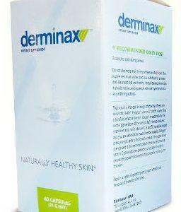 Derminax – Pozbądź się pryszczy i trądziku za pomocą jednej kuracji specjalnymi pigułkami!