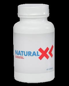 Natural XL – Dłuższy i masywniejszy penis dzieki codziennemu przyjmowaniu!