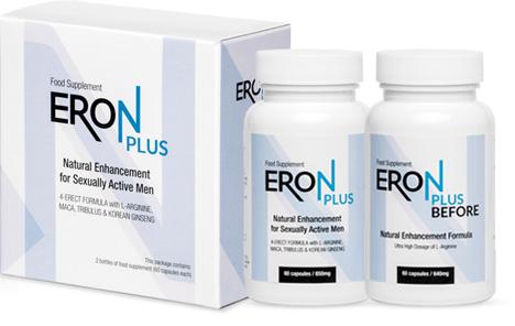 Eron Plus – Konfrontacja z zaburzeniami erekcji przenigdy nie była tak prosta! Przetestuj to sam juz teraz!