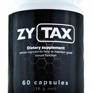 Zytax – środek na zlikwidowanie kłopotów z erekcją