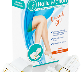 Hallu Motion – najskuteczniejsza broń przeciw halluksom. Sprawdź już dziś!