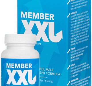 Member XXL – twój przyjaciel w walce z małym penisem