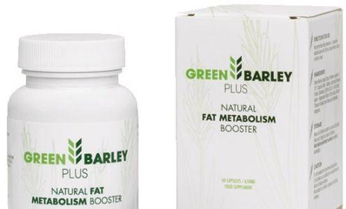 Green Barley Plus – Przetestuj maksymalną moc spalania tłuszczu i usuń toksyny!