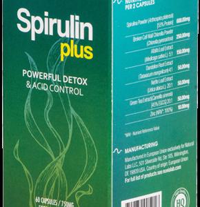 Spirulin Plus- Wydajny detoks bez morderczych głodówek? Skuteczne odkwaszanie organizmu bez katorżniczych poświęceń? Tak, to realne!
