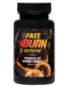 Fast Burn Extreme – Zredukuj tkankę tłuszczową przy pomocy efektywnego preparatu Fast Burn Extrene!