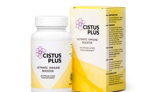 Cistus Plus – Popraw swój system odpornościowy dzięki nowoczesnemu specyfikowi jakim jest Cistus Plus!