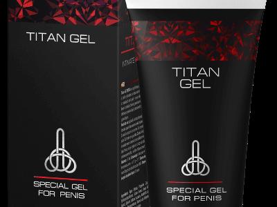 Titan Gel – Zapewni Ci rozmiar o jakim marzysz