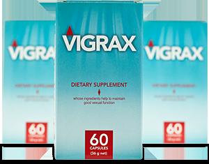 Vigrax – Pastylki na potencję umożliwiające dłuższe napawanie się seksem!